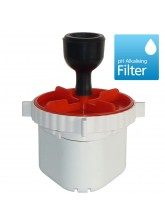 pH ALKALINE Replacement Filter for Filter Pitcher - Filters and Alkalises
